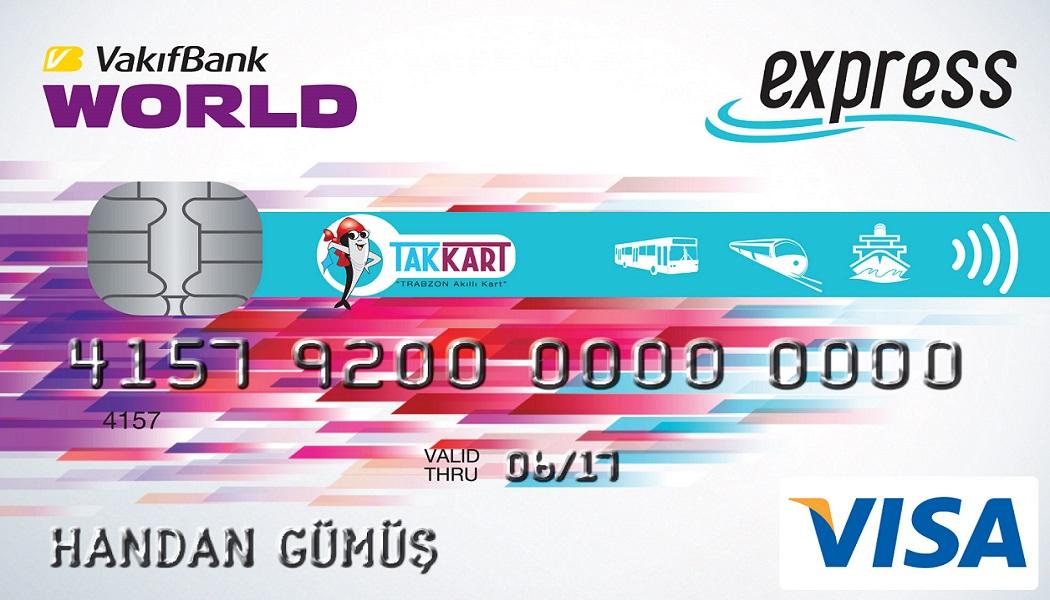 Vakıf Bank Kredi Kartı