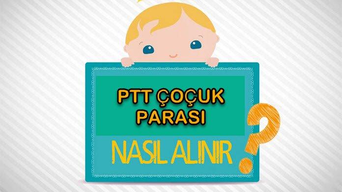 PTT Çocuk Parası Sorgulama