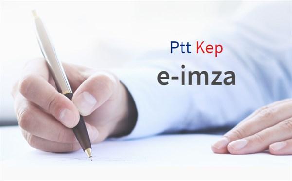 ptt-e-imza-nasıl-alınır