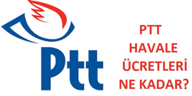 ptt-havale-üçretleri
