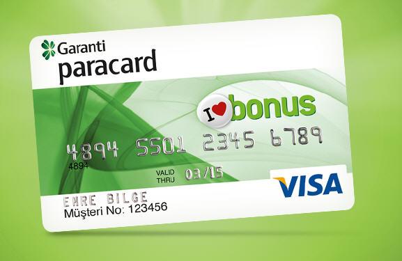 Garanti Bankası Kredi Kartı Borcu Yapılandırma1