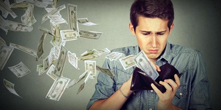 kredi ve kredi kartı borçlarının ödenememesi